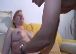 Seduced sister gives a gorgeous blowjob