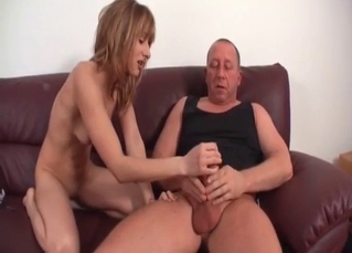 Filthy bald dude fucked his hot sis