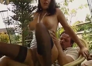 Busty doll is enjoying her lusty uncle