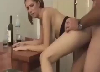 Stunning anal sex with my curvy young sister