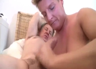 Busty auntie and uncle have amazing incest