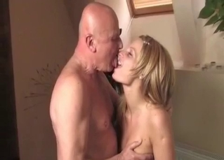 Submissive daughter and her filthy as hell dad
