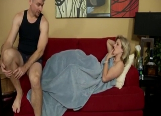 Awesome older sister seduced younger